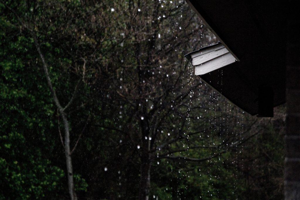 Sättningsproblem vid regn