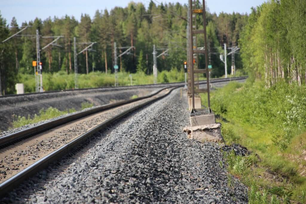 järnvägsnätet