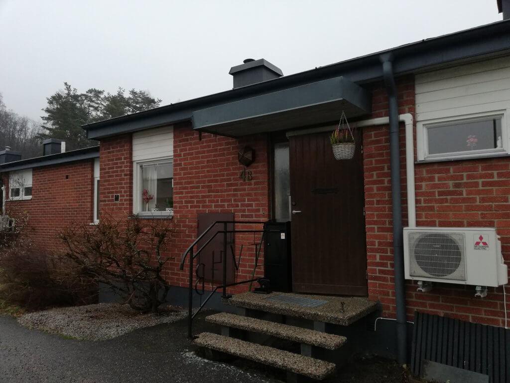 DBC Entreprenad valde att förstärka huset med Geobears metod